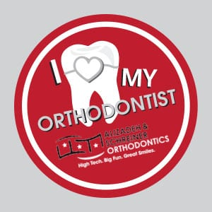 I love my ortho Alizadeh & Schreiner Orthodontics Chesterfield MO