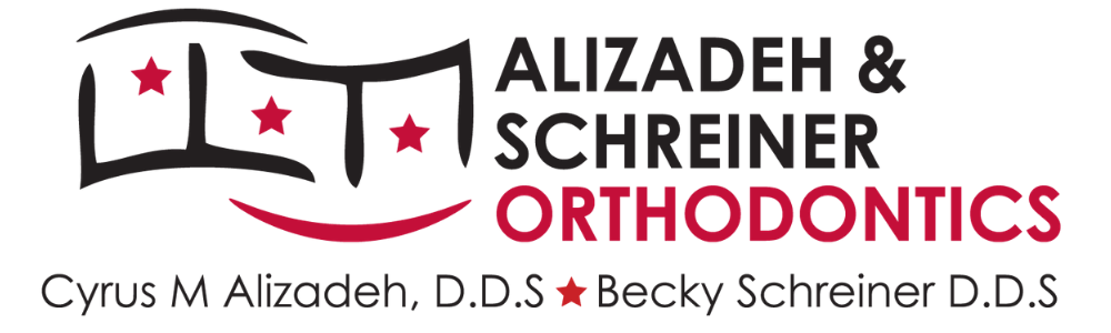 Alizadeh and Schreiner Detailed Logo